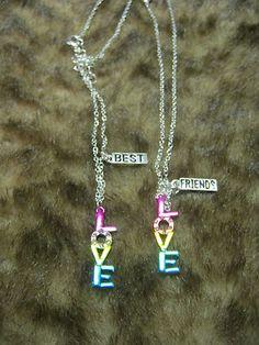 Best Friends jewelry I love my best friend <3