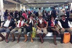 Comando da #CavalgadadoMar embarca para cavalgada em Patos, Minas Gerais. Levando pelo Brasil, na pata do cavalo, a Tradição e a Cultura do nosso #RioGrandedoSul.