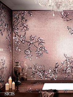 I want an Orientale style vanity room and walk-in closet.