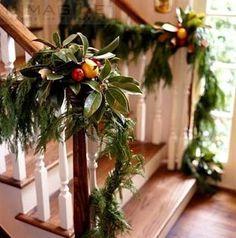christmas garland... by keri