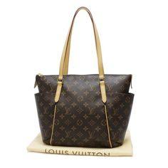 Louis Vuitton Totally PM Monogram Shoulder bags Brown Canvas M41016