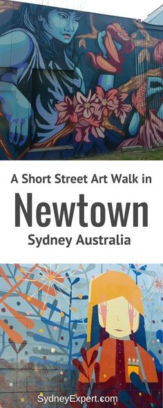 This self guided street art walk takes less than 2 hours and give a great introduction to the street art scene in Sydney - tips on where to eat too! Brisbane, Melbourne, Best Street Art, Amazing Street Art, Sydney Australia, Western Australia, Victoria Australia, Australia Trip, Visit Australia
