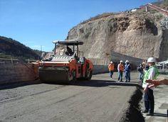 Saiba como funciona o  concreto compactado a rolo ou rollcrete. Confira o artigo no  http://ift.tt/1IJoGoo