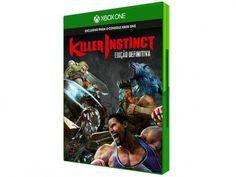 Killer Instinct: Definitive Edition para Xbox One - Rare com as melhores condições você encontra no Magazine Valdecirnb. Confira!