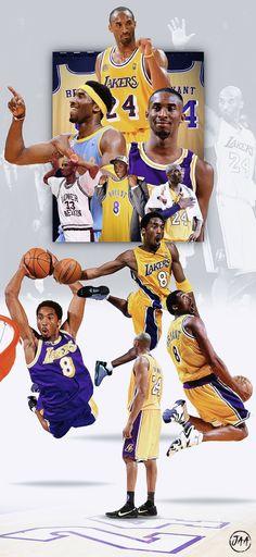 Basketball Is Life, Nba Basketball, Basketball Stuff, Kobe Bryant Family, Kobe Bryant 24, Basketball Iphone Wallpaper, Drake Wallpapers, Kobe Bryant Black Mamba, Basketball Photography