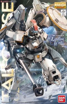 Buy MG Tallgeese I EW - Model Kit at Mighty Ape NZ. Gundam MG Tallgeese I EW Model Kit Bandai has released the Tallgeese I EW version! Includes gimmicks in the thrusters and the head camera and i. Gundam Exia, Gundam Art, Gundam Wing, Plastic Model Kits, Plastic Models, Endless Waltz, Genesis Evangelion, Gundam Mobile Suit, Gundam Seed