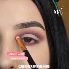 makeup remover makeup using only kajal makeup on hand makeup after lasik makeup over 50 often to clean eye makeup brushes makeup sketch makeup styles Eye Makeup Glitter, Eye Makeup Brushes, Eye Makeup Remover, Eyeshadow Makeup, Makeup Inspo, Makeup Inspiration, Beauty Makeup, Cut Crease Eye, How To Cut Crease