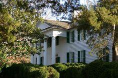 Fort Hill, Clemson, SC.      Sort of my dream house :)