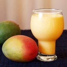 Youghut, Mango and Apricot Drink