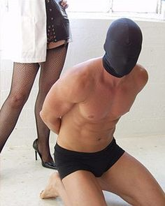 Introducing KinkLab Spandex Hood with Blindfold. Great product and follow us for more updates!