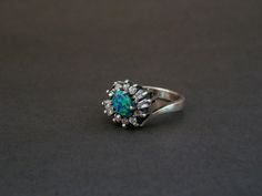 Silver ring ring jewelry jewellery