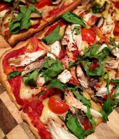 Pizza That's Actually Good for You | that little coffee shop