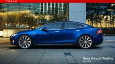 Last night, afterwatching the Tesla Shareholder Meeting livestream and carefullytaking notes, we wanted to recap (what we think) were some pertinent highlight