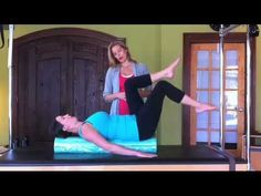 Post Natal Pilates ~ Reconnecting to Your Core - YouTube