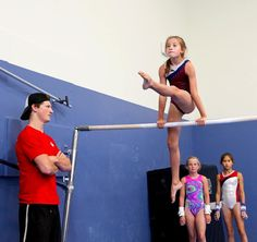 Your instructors are there to help you and ensure your success.   ChampionsWestlake.com/programs/competitive-gymnastics-team  #ChampionsWestlake #NitroCompetitiveTeam #Gymnastics