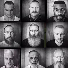*EVERY FACE TELLS A GREAT STORY*  Everyone is different, interesting and we love the stories that we hear. This is what we love about our job. #barberlife  #uncleroccos #portmelbourne #melbourne #happyeaster