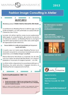 Workshop in Fashion Image Consultant