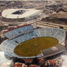 Assim nasceu o Estádio das Antas Porto City, Fc Porto, Anta, Football Stadiums, Portugal, Soccer, Around The Worlds, Places, Sports