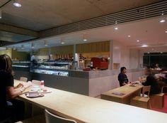 SMXL restaurant by Hassell & Fabio Ongarato Design, Melbourne restaurant