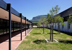 The International School of Hout Bay / Luis Mira Architects + StudioMAS + Sergio Aguilar