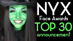 NYX Face Awards 2015 Top 30 Announcement - #TeamZombae ! Mykie Glam And Gore, Face Awards, Theatrical Makeup, Sfx Makeup, Nyx Cosmetics, Futuristic, Announcement, Skincare, Challenge