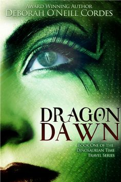 The beautiful cover of Dragon Dawn.  http://deborahoneillcordes.com/