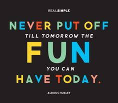 Quote by Aldous Huxley As for work--always put it off until tomorrow what should be done today. That way, when you die you get out of a day's work.