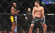 Anderson Silva vs. Nick Diaz FIGHT HIGHLIGHTS [UFC 183]