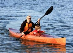 Wood Duck 14 Recreational Kayak: A Beautiful, Ultra-light Kayak You Can Build from a Kit or Plans!
