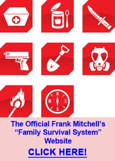 Frank Mitchell: Can The Man Behind The Name Really Help You Survive?