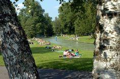 Naturbad Maria Einsiedel, Public Pool #munich