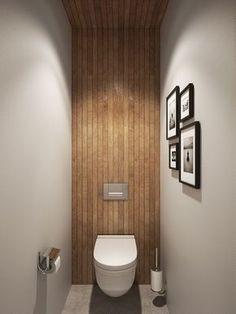 プライベート空間のトイレは清潔感を第一に考えがちで、素敵でスタイリッシュな空間にしようといったおしゃれセンサーが働きにくい空間ではないですか?そんなトイレも、壁を変えるだけでものすごく変わるんです。そんな素敵なトイレ空間を集めてみました。