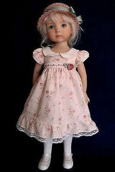Sunday Rose 4 Piece Ensemble by VSO for Effner Little Darling | eBay. Sold 4/13/14 for $274.99.