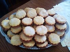 Cookie Jars, Winter Food, Four, Cake Cookies, Baking Recipes, Muffin, Food And Drink, Sweets, Breakfast