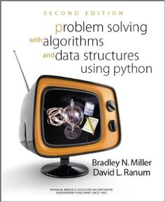 Problem Solving with Algorithms and Data Structures Using Python 2nd Edition Pdf Download