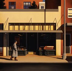 Kenton Nelson, The Northern Man, Joe, oil on panel