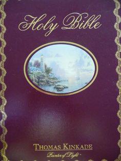 a beautiful Bible