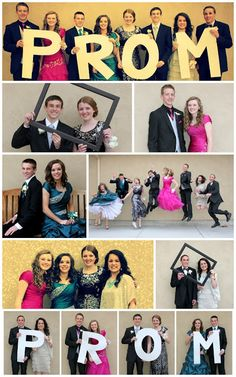 Fun prom pictures!!!!
