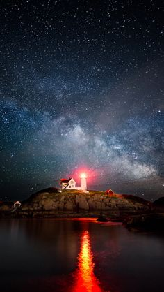 Milky Way Nubble Light. Source Flickr.com