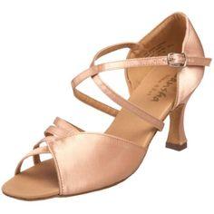 Sansha Women's Nina Ballroom Shoe,Flesh,8 M US Women's Sansha http://www.amazon.com/dp/B003VWCIP4/ref=cm_sw_r_pi_dp_1Csaub0WGBYHV