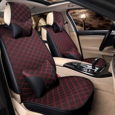 Nice Toyota Highlander 2017: Four Seasons General Car Seat Cushions car-covers Car Styling Car Seat Cover For... Check more at http://24auto.tk/toyota/toyota-highlander-2017-four-seasons-general-car-seat-cushions-car-covers-car-styling-car-seat-cover-for/