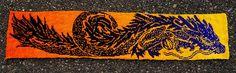 Ravelry: Celestial Dragon Tianlong pattern by Tania Richter
