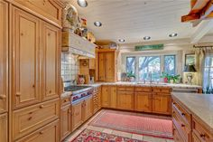 pine cabinets -6638 Avondale Dr, Nichols Hills, OK 73116 | MLS #729969 - Zillow