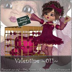 Tati's Little Dreamworld: Valentine ~011~