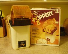 The family air popper, circa the 80's