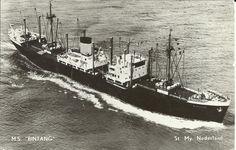 MS Bintang II PDDG 30 november 1950 - 1 juli 1970