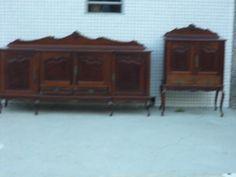 (4) Buffet Antigo & Barzinho - Conjunto - R$ 1.500,00 no MercadoLivre