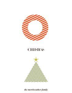 """""""O Christmas Tree"""" Boxed Card Set #Christmas_Cards $19.95"""