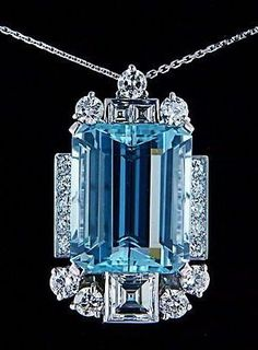 ART DECO, 26.0ct EUR #jewellery 2013 jewelry 2014
