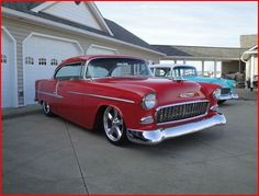 55 Chevy Belair Pro-touring!